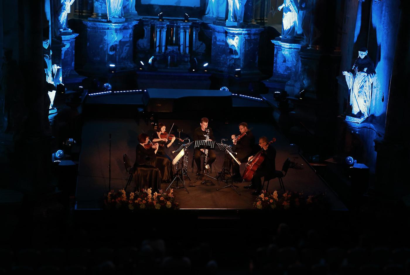 Hear The Dybbuk | Marcin Malinowski & ARCO String Quartet