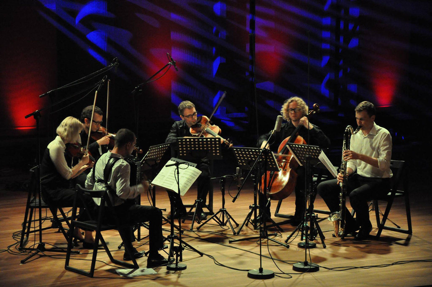 Hear The Dybbuk | Jarosław Bester & Marcin Malinowski & NeoQuartet